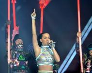Katy Perry Performs In Brisbane