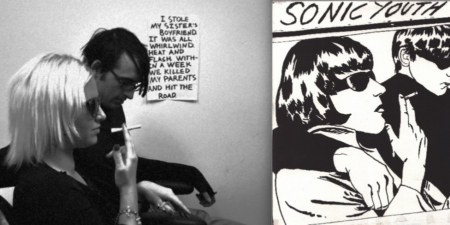 Goo by Sonic Youth