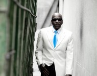 Nathan East: Ready for the limelight.