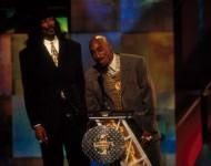 Snoop Dogg and Tupac Shakurin 1996.