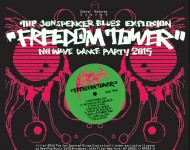 The Jon Spencer Blues Explosion - 'Freedom Tower - No Wave Dance Party 2015' (2015)