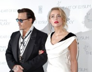 Johnny Depp and Amber Heard - Getty Images