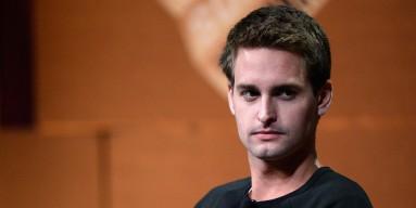 Snapchat CEO Evan Spiegel at Vanity Fair New Establishment Summit - Day 1