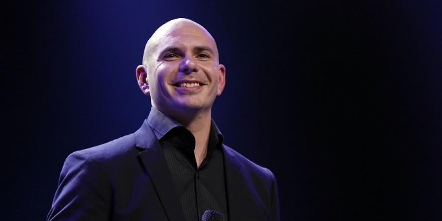 Pitbull in November 2014