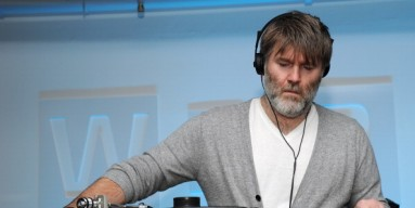 James Murphy performs at the 9th Annual WIRED Store Opening on December 3, 2013 in New York City.