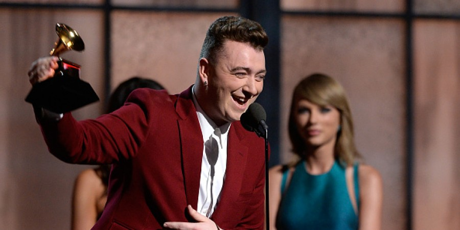 Sam Smith wins Best New Artist at Grammys 2015