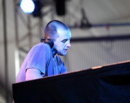 Feed Me aka Jon Gooch performs during Day 1 of the 2012 Coachella Valley Music & Arts Festival