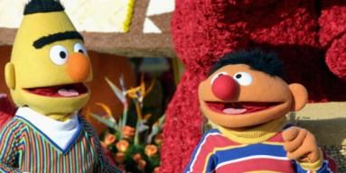 Bert and Ernie: Hellraisers.