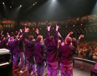 The Grand Ole Opry hosts the ACM Lifting Lives Music Camp.
