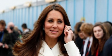 Kate Middleton - Getty Images