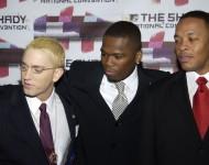 Eminem, 50 Cent, Dr. Dre