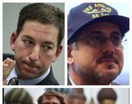 Glenn Greenwald, Barton Gellman, Luke Harding: Who Writes the Book for Edward Snowden's Musical?