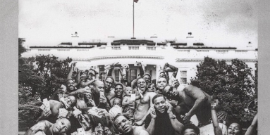 Kendrick Lamar 'To Pimp A Butterfly' Album Cover
