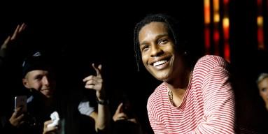 A$AP Rocky at SXSW 2015