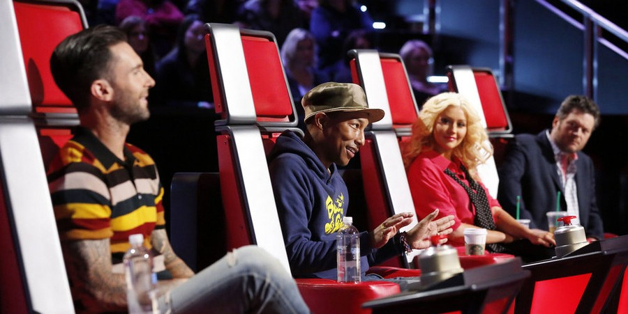 'The Voice' Coaches - Knockout Rounds