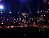 Lynyrd Skynyrd & co. perform at One More for the Fans on Nov. 12, 2014