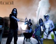 Tool on April Fools' Day 2015