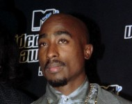 Tupac Shakur needs some soap in his mouth.