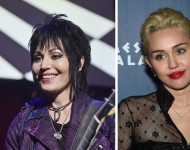 Joan Jett & Miley Cyrus