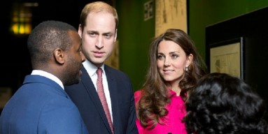Prince William and Kate Middleton - Getty Images