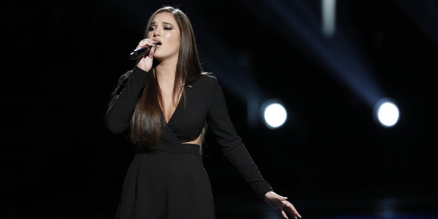 Deanna Johnson gets the Twitter Save on 'The Voice' Top 10