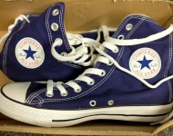 Converse's famous Chuck Taylors