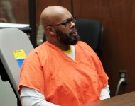 Suge Knight in court.
