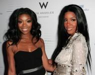 Brandy & Kelly Rowland