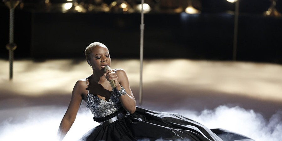 Kimberly Nichole on 'The Voice' Top 8 with Radiohead's