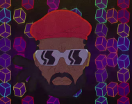 Major Lazer ft. Andy Samberg Bass Drop