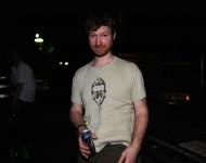 Aphex Twin Coachella 2008