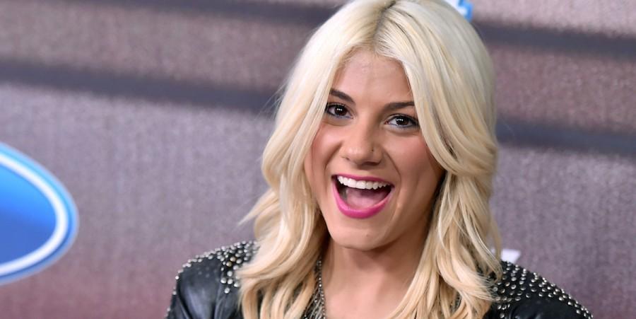 Jax of 'American Idol' Season 14
