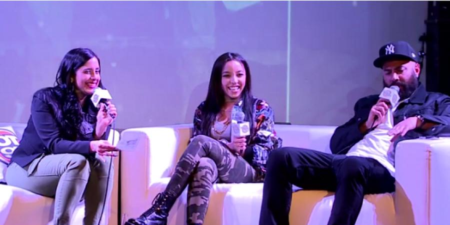 Tinashe Talks Kanye West Tweet, Nicki Minaj Tour & '2 On' Going Platinum [VIDEO]