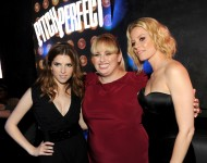 Anna Kendrick, Rebel Wilson and Elizabeth Banks of 'Pitch Perfect 2.'