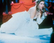 Madonna...the downfall of '80s America.