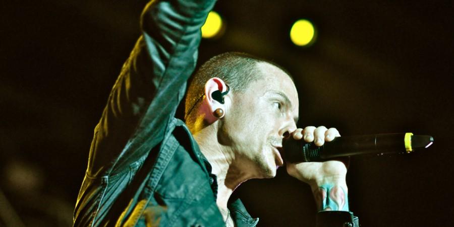 Chester Bennington of Linkin Park