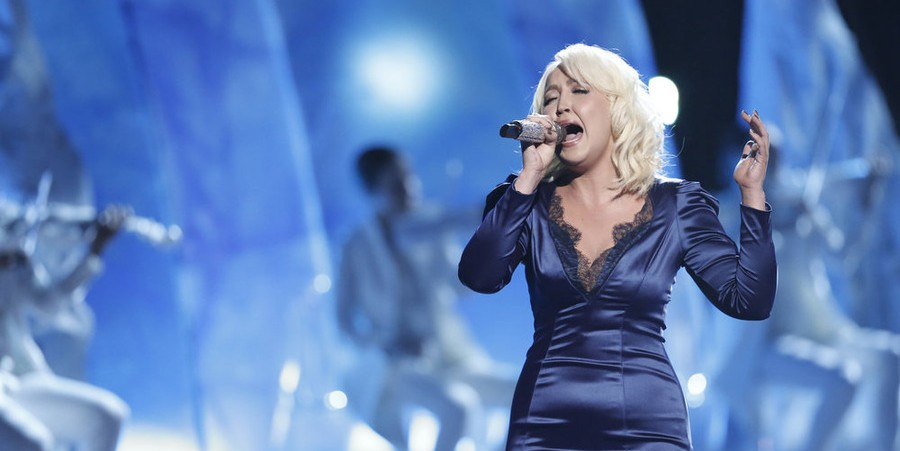 Meghan Linsey performs 'Change My Mind' on 'The Voice' season 8 finale