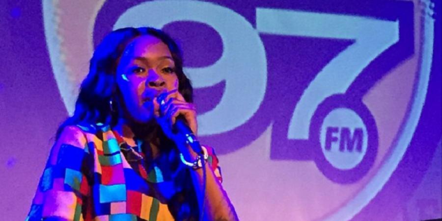 Timbaland's Protégé, Tink Rocks SOB's 'Who Next' [VIDEO]
