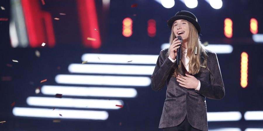 Sawyer Fredericks wins 'The Voice' Season 8