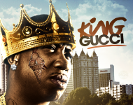 Gucci Man's 'King Gucci' Mixtape Cover Art