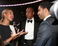 Beyonce, Jay Z, Drake