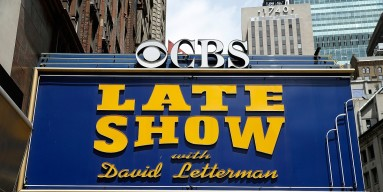 'The Late Show with David Letterman'