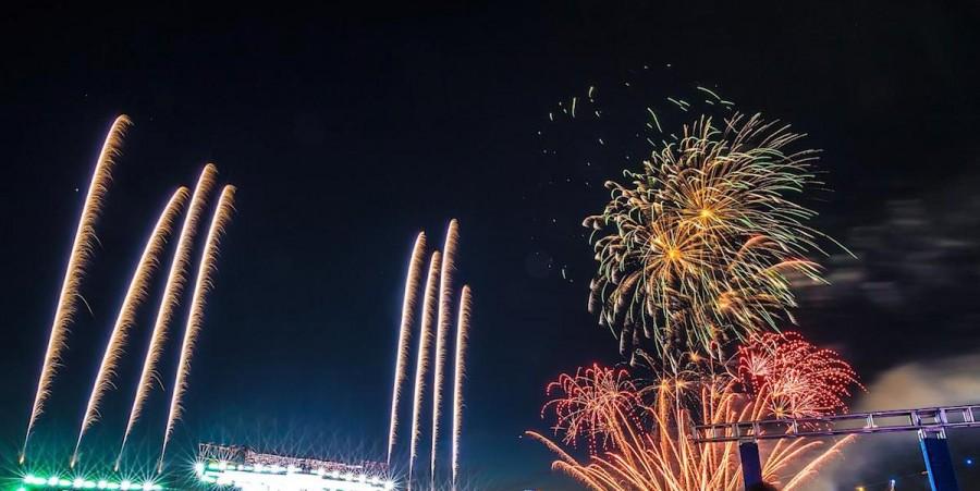 Electric Daisy Carnival (EDC) New York 2015 Day 1