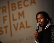 A$AP Rocky Tribeca Film Festival 2015