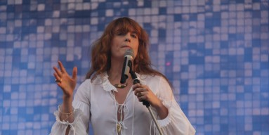 Florence + The Machine Governors Ball 2015
