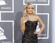 Carrie Underwood: She'll destroy your pretty little 4-wheel-drive AND buy you a new one.