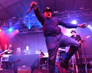 Chance The Rapper gets into Bonnaroo