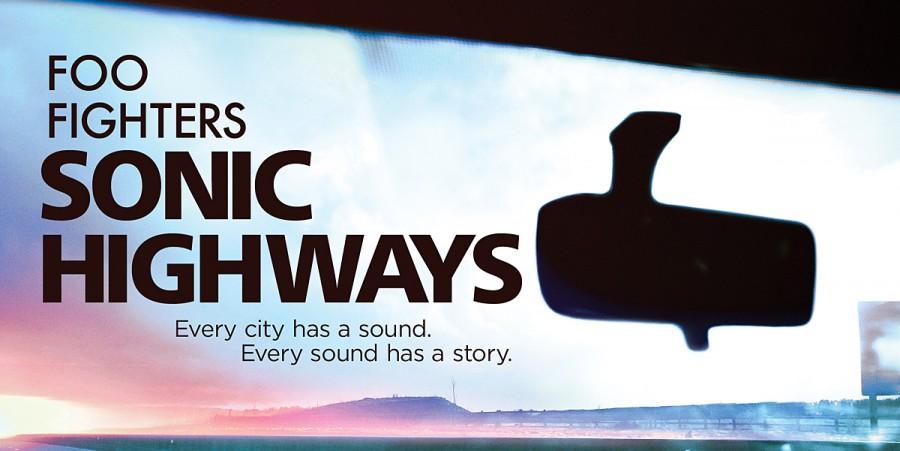 'Sonic Highways' Score Cover Artwork
