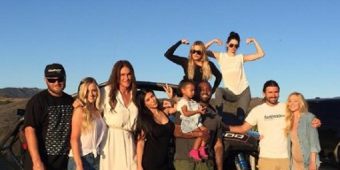 Caitlyn Jenner and Family - Twitter