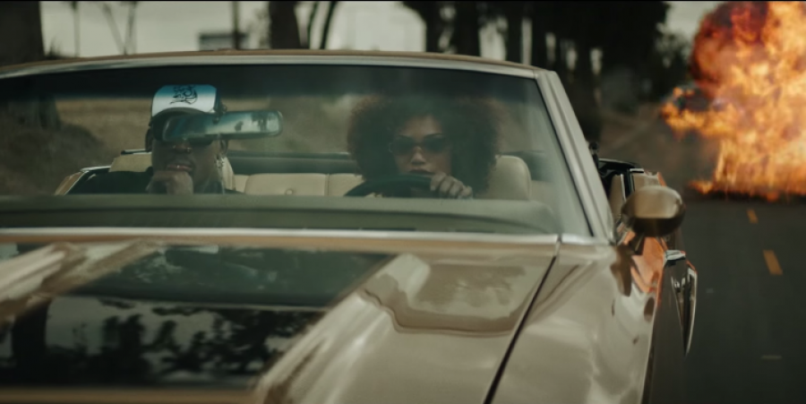 Yogi, Skrillex, Pusha T Burial Music Video: Dennis Rodman Blowing Things Up